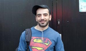 Leave: Ziyad Korman.