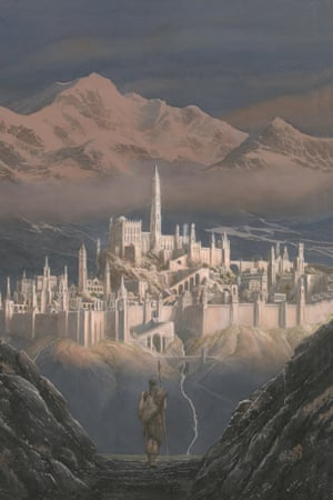 Fall of Gondolin HB 240 ink