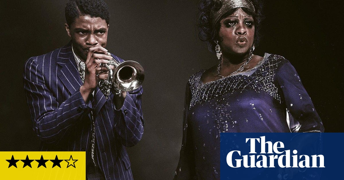Ma Raineys Black Bottom review – Chadwick Boseman glorious in his final film role