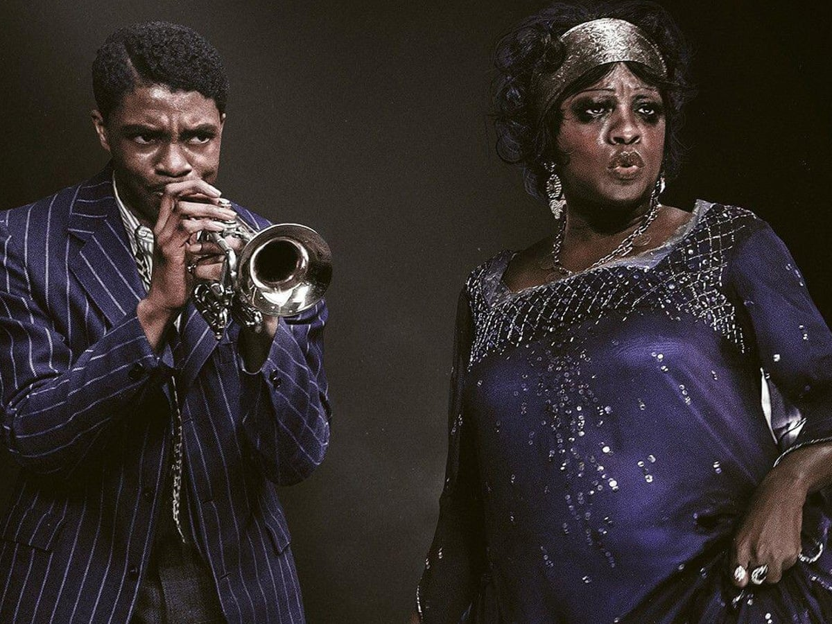 Ma Rainey's Black Bottom review – Chadwick Boseman glorious in his final  film role | Film | The Guardian