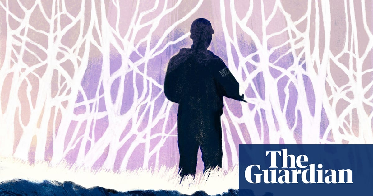 'It's not easy to take a life': is coping with PTSD harder for US soldiers?