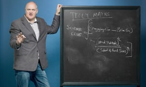 Having looked at maths and astronomy, Dara O'Briain's new show is about food science.