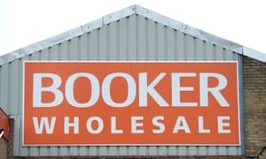 A Booker warehouse