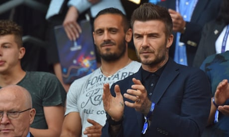 Proposed site for David Beckham's MLS stadium reportedly twice legal limit