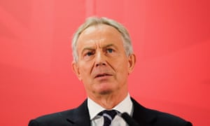 Tony Blair, whose government brought in tuition fees in 1998