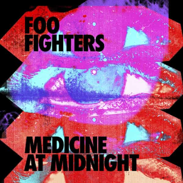 Foo Fighters: Medicine at Midnight album cover.