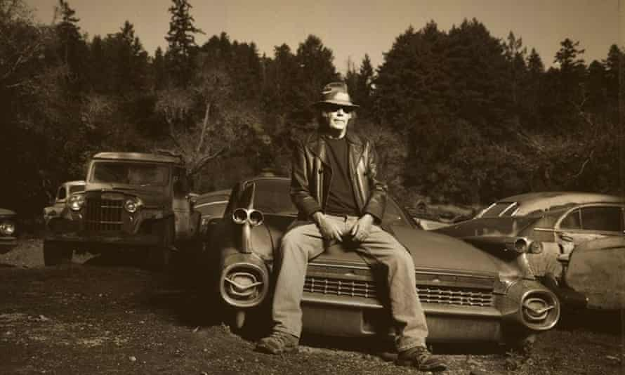 Neil Young: not ready for the scrapyard yet.