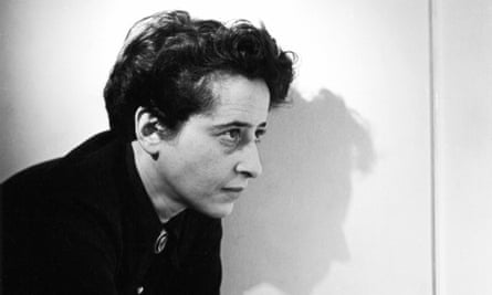 Hannah Arendt in the US in 1944