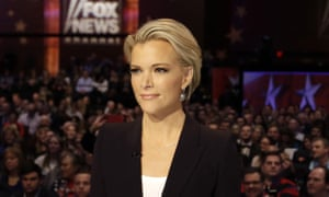 Megyn Kelly at the Republican presidential primary debate in Des Moines, Iowa on 28 January 2016.