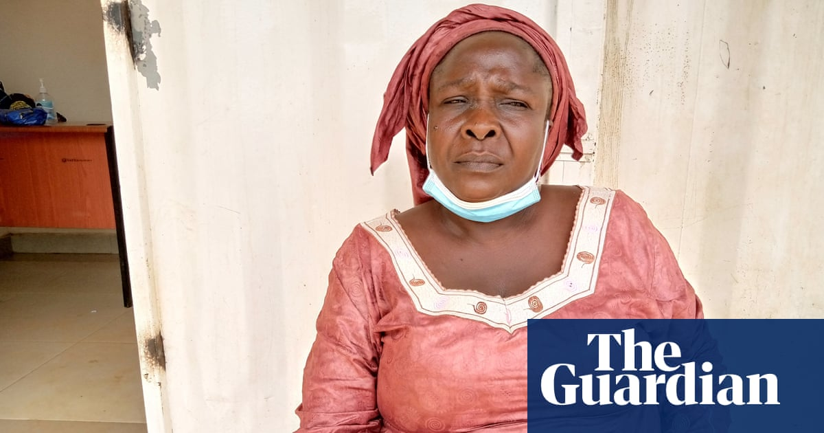 Delivering babies in a Nigerian camp: 'I've had to use plastic bags as gloves'