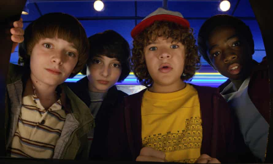 D&D features in Netflix's Stranger Things