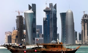 Qatar has been isolated by land, sea and air in a coordinated diplomatic move taken by other countries in the region.