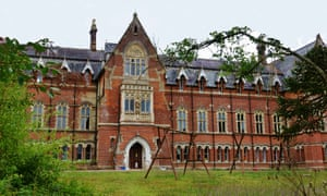 The Legat's school of ballet building in East Sussex