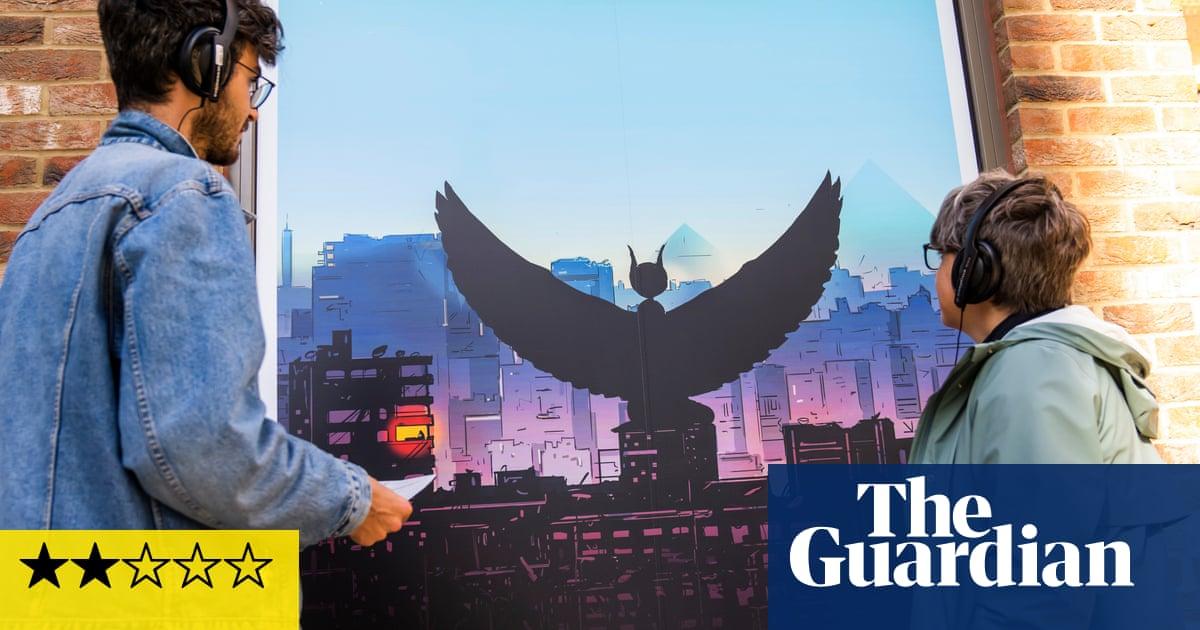 Niqabi Ninja review – rape-revenge promenade loses its way
