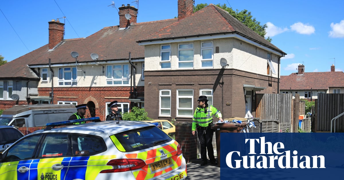 Pair charged with murder after two children die in Sheffield