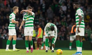 Celtic's Champions League hopes have been ended by Romanian side CFR Cluj.