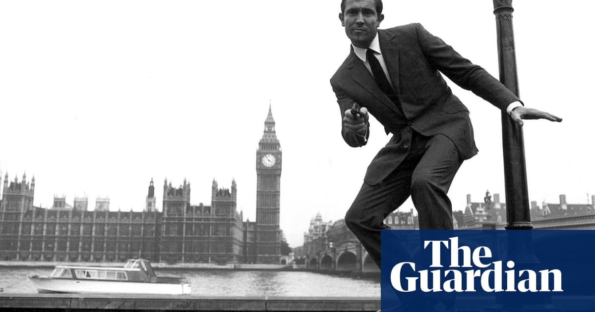 George Lazenby on Bond, sex and the 60s: 'They had the pill