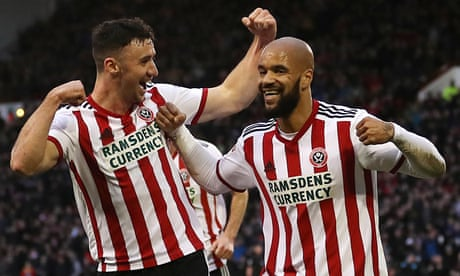 Football League: Sheffield United go second but Portsmouth slip up
