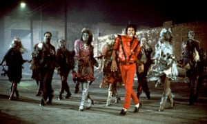 Michael Jackson in Thriller. A restored version of the film and The Making of Thriller will have its premiere at Venice film festival in September.