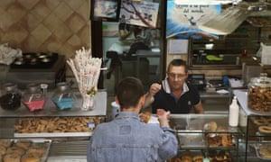 Il Pasticciello Bakery, Rione Luzzatti.