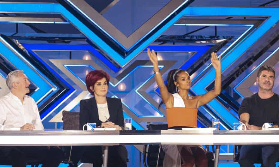 2012 x factor names judges The X