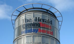 Herald and Times Group building