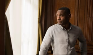 'The Night Manager' TV Series - April 2016<br>No Merchandising. Editorial Use Only. No Book Cover Usage Mandatory Credit: Photo by AMC/Everett/REX/Shutterstock (5685324d) David Harewood, (Season 1, Episode 2) 'The Night Manager' TV Series - April 2016