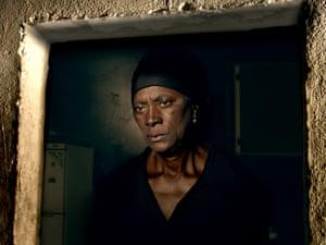 Vitalina Varela in Pedro Costa's film of the same name.