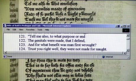 The Canterbury Tales: Chaucer's 'plein speke' is a raucous read