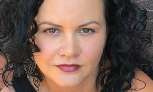 American Dirt author Jeanine Cummins.