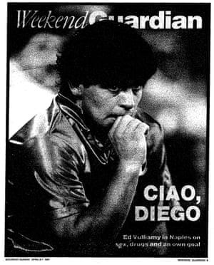 TheGuardian, 6 April 1991.