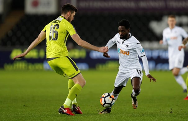 FA Cup clockwatch: Swansea City 8-1 Notts County and more