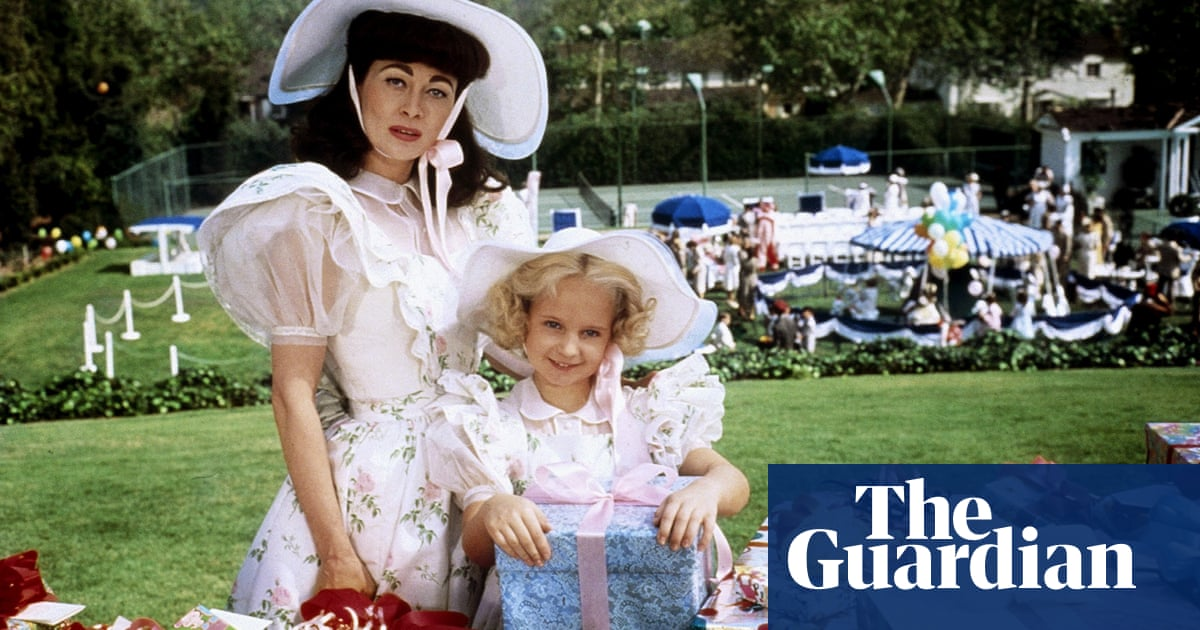 Mommie Dearest at 40: the derided camp classic that deserves a closer look
