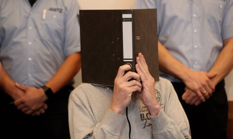 Two men jailed for decades of child abuse at German campsite