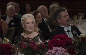 Glenn Close in The Wife.