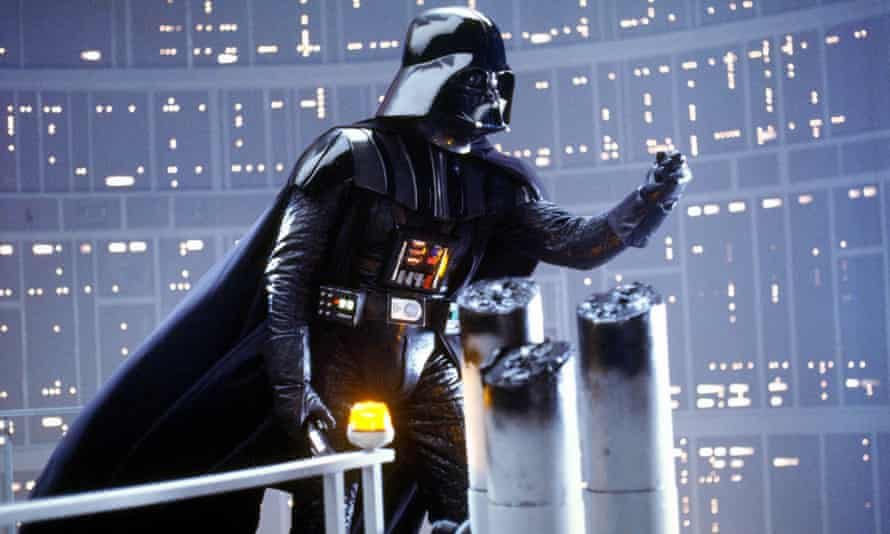 David Prowse, the actor who played Darth Vader, has yet to receive royalties.