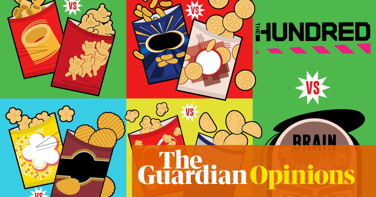 C'mon you Popchips: why the Hundred is so hard to digest