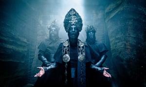 None-more-blasphemous … Behemoth.