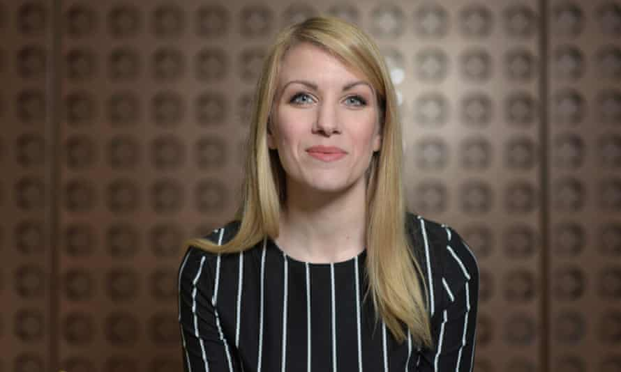 Rachel Parris also starred in the series.