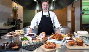 Richard Jones, development chef of Morrisons