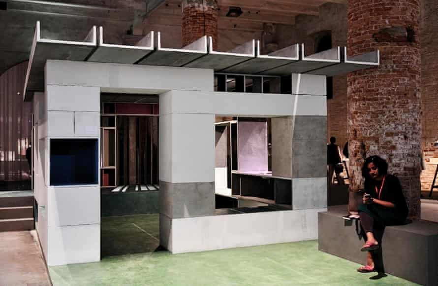 A mock-up of Anupama Kundoo's 'speedy and affordable' Full Fill Home.
