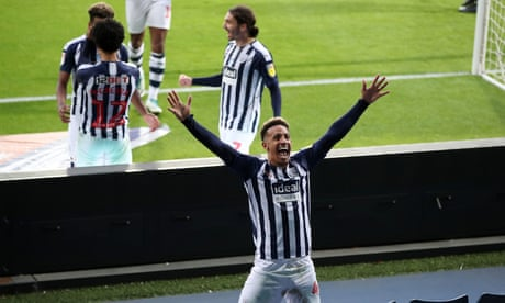 West Brom promoted to Premier League despite nervy last-day draw with QPR