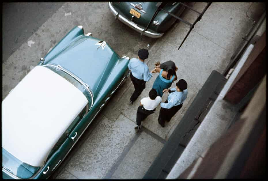 Sin título, Chicago Illinois de Gordon Parks