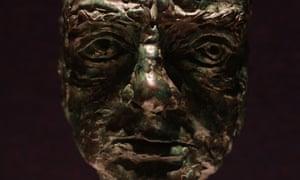 Winston Churchill, sculpted by Sir Jacob Epstein.