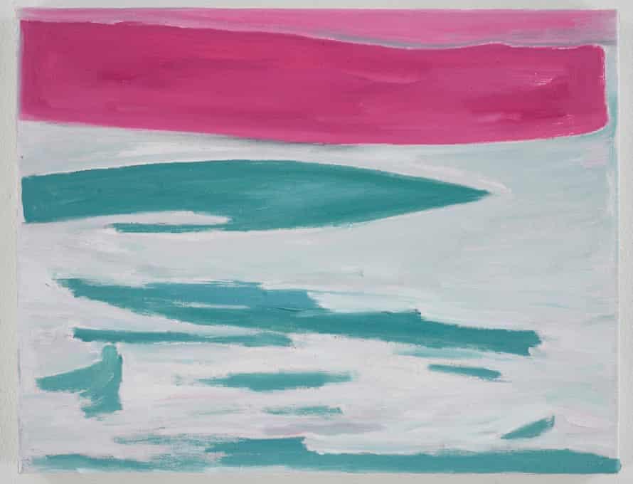 Raoul De Keyser Drift, 2008, by Raoul De Keyser.