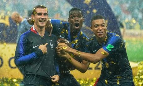 Liberté, égalité, diversity: how France won the World Cup