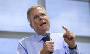 The former Florida governor Jeb Bush is expected to address industry concerns that new EPA rules will amount to a 'war on coal'.