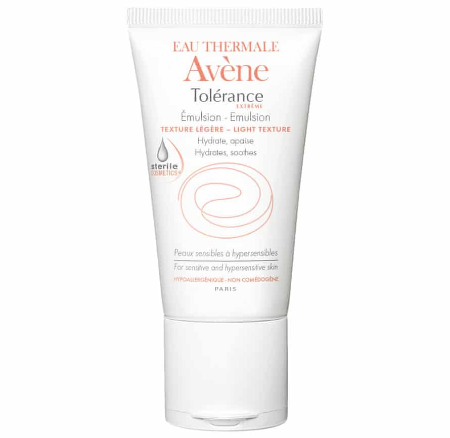 Avene Tolérance Emulsion face cream