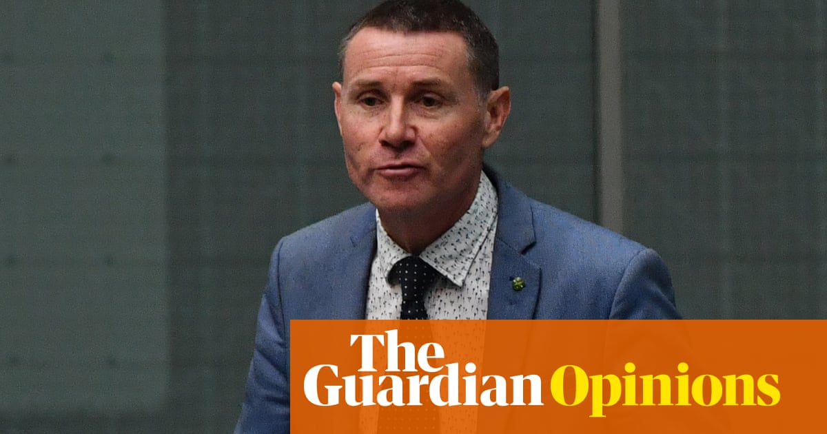 Scott Morrison's warm welcome to Andrew Laming is a rebuke to Australia's women