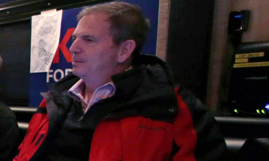 John Weaver was co-founder of the anti-Trump Republican group.